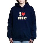 I Heart Me Women's Hooded Sweatshirt
