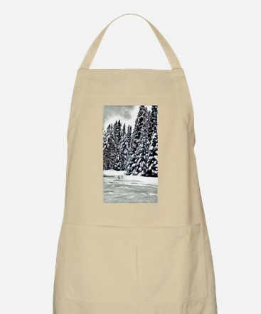 Winter Wonderland Apron