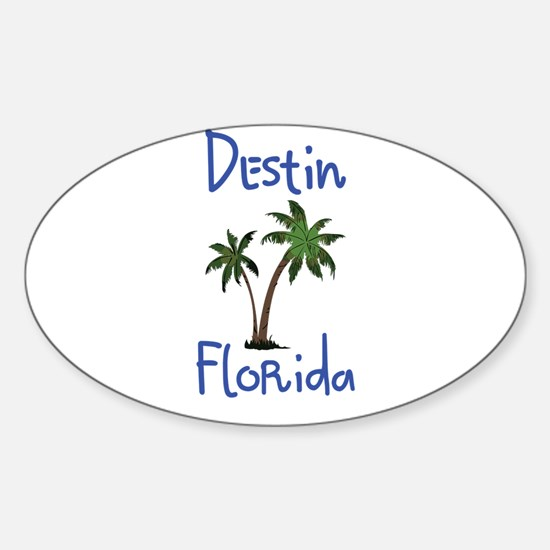 Destin Florida Decal