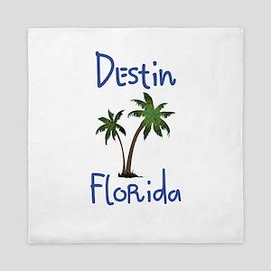 Destin Florida Queen Duvet