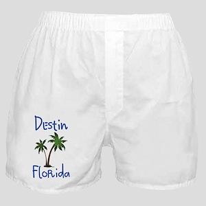 Destin Florida Boxer Shorts