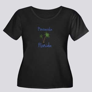 Pensacola Florida Plus Size T-Shirt