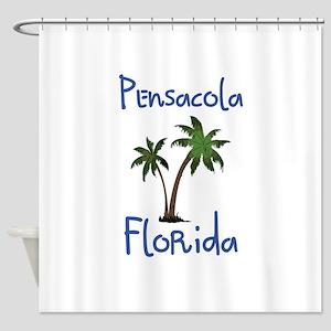 Pensacola Florida Shower Curtain