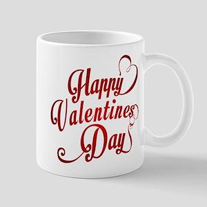 Happy Valentines Day Mugs