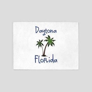 Daytona Florida 5'x7'Area Rug