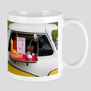 1950's Drive-in Mugs