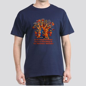 Autumn Pagan Goddess Dark T-Shirt