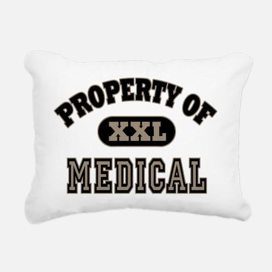 Funny Army nurse corps Rectangular Canvas Pillow