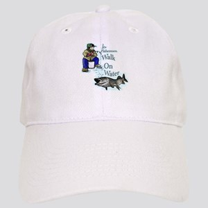 Funny Ice Fishing Hats - CafePress eba90b421b6d