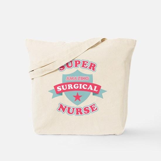 Super Surgical Nurse Tote Bag