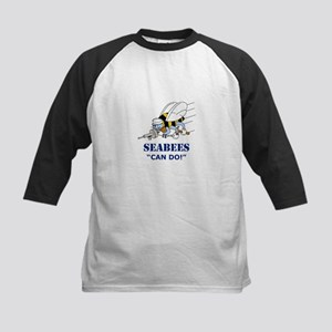 Seabees Can Do Baseball Jersey