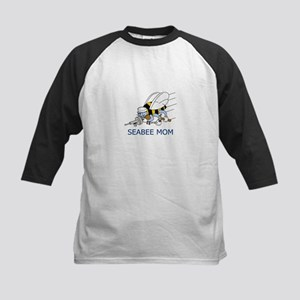 Seabee Mom Baseball Jersey