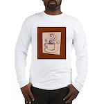 Espresso Long Sleeve T-Shirt
