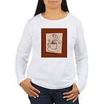 Espresso Women's Long Sleeve T-Shirt