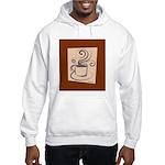 Espresso Hooded Sweatshirt