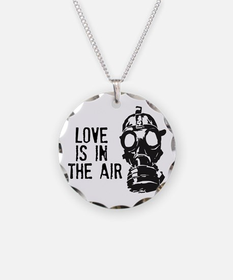 No Falling In Love Necklace