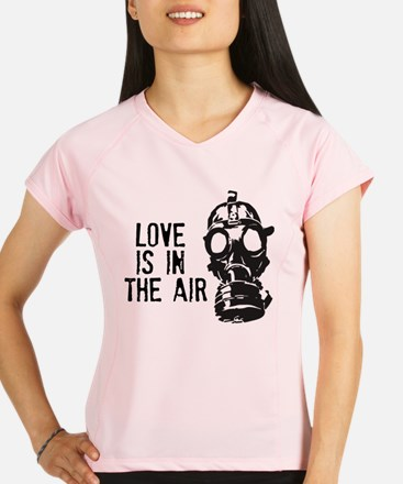 No Falling In Love Performance Dry T-Shirt