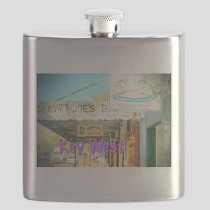 Sloppy Joe's Key West Flask