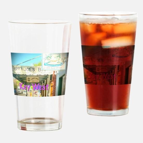 Sloppy Joe's Key West Drinking Glass