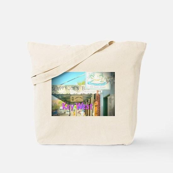 Sloppy Joe's Key West Tote Bag