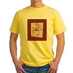 Espresso Yellow T-Shirt