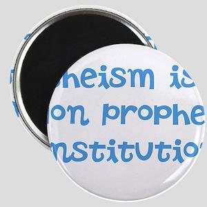Atheism Non Prophet Magnet