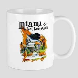 Miami & Fort Lauderdale Florida Mugs