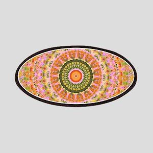 Happy Hippy Mandala Patch