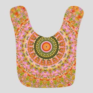 Happy Hippy Mandala Bib