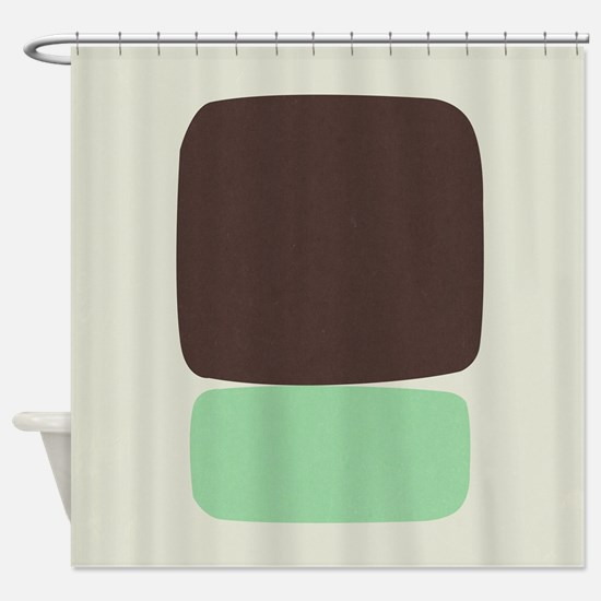Home interior Shower Curtain