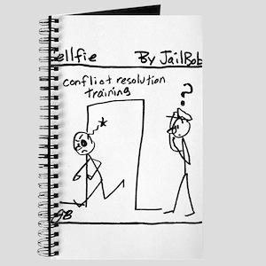 'Cellfie' - Conflict resolution training Journal