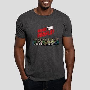 Serve the People Dark T-Shirt