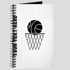 Basketball Hoop (Custom) Journal