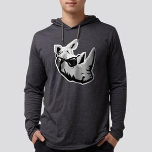Cool Rhinoceros Long Sleeve T-Shirt