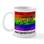 Fight OUT Loud Mug