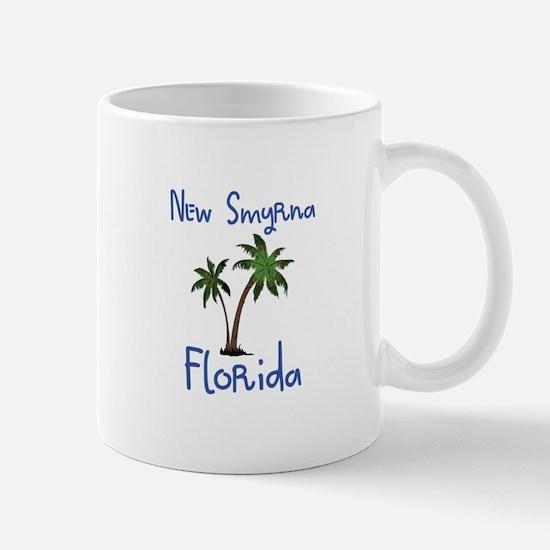 New Smyrna Beach Florida Mugs