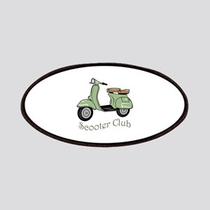 Scooter Club Patch