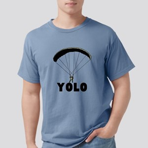 Yolo Mens Comfort Colors Shirt