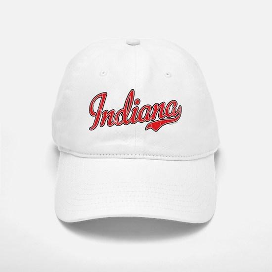 Indiana Vintage Baseball Baseball Baseball Cap