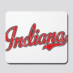 Indiana Vintage Mousepad
