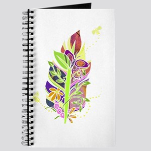 Honeybees Abound! Fun and Funky, Fanciful Journal