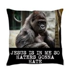 Haters Gonna Hate Everyday Pillow