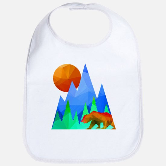 Bear Mountain Range Bib