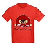 Barnyard Kids T-shirts (Dark)
