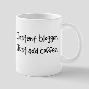 Just add coffee. Mugs