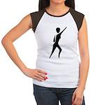Jazz Dancer Women's Cap Sleeve T-Shirt