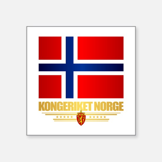Flag of Norway Sticker