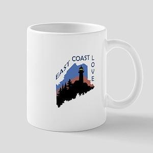 East Coast Love Mugs