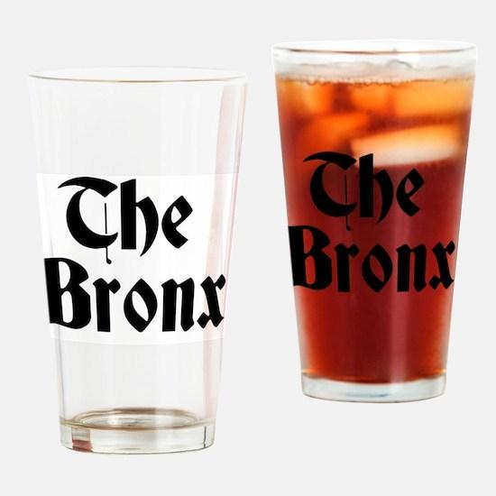 Unique Bronx Drinking Glass