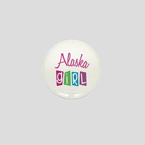 ALASKA GIRL! Mini Button (10 pack)